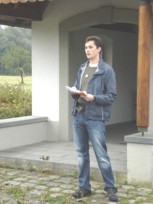 Stefan Schachenhofer Burgteam Satteins